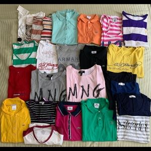 Tops - lots of womens tops